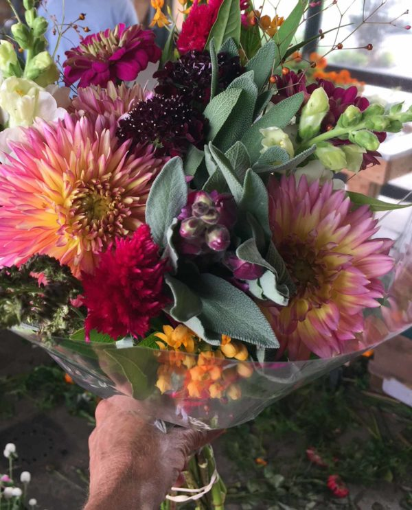 Unity Farm flower share bouquet 7