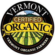 Vermont Organic Farmers Certified Logo